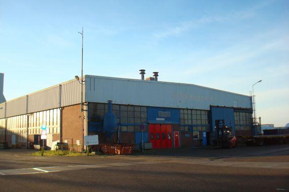 Werkplaats Damen Shipyards, Vlissingen